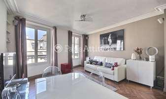 Rent Apartment 1 Bedroom 50m² rue Montmartre, 1 Paris