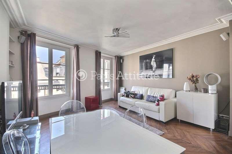 Rent furnished Apartment 1 Bedroom 50m² rue Montmartre, 75001 Paris