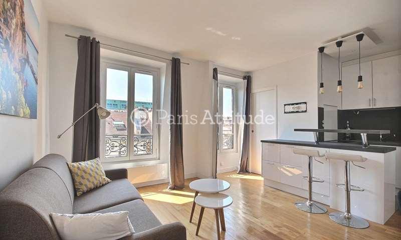 Rent Apartment Studio 22m² rue Cler, 7 Paris