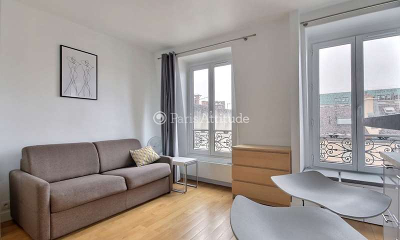 Rent Apartment Studio 22m² rue Cler, 75007 Paris