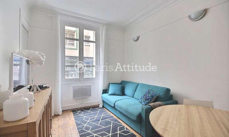 Rent Apartment 1 Bedroom 34m² rue d Alleray, 15 Paris