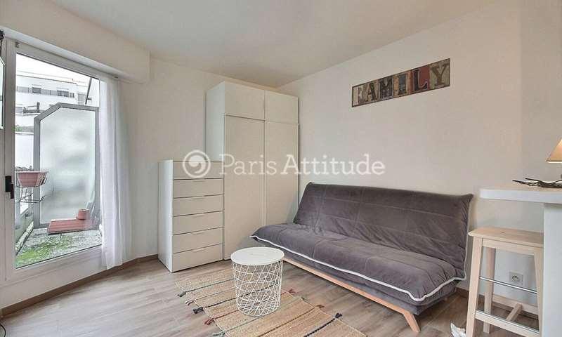 Rent Apartment Studio 20m² rue de Billancourt, 92100 Boulogne Billancourt