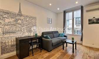 Location Appartement Studio 26m² rue Poissonniere, 2 Paris