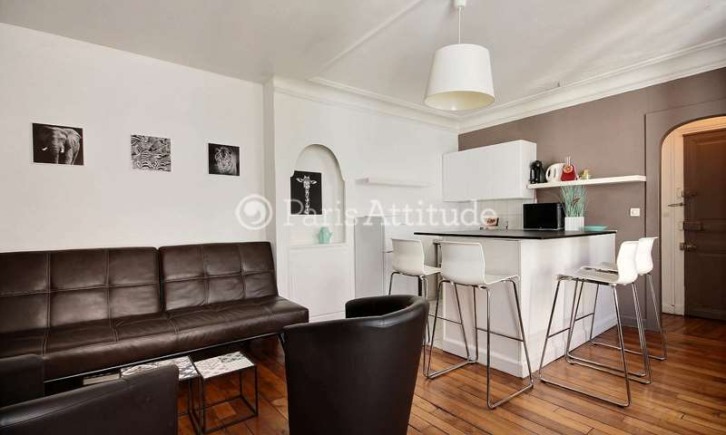 Rent Apartment 1 Bedroom 36m² rue Crozatier, 75012 Paris
