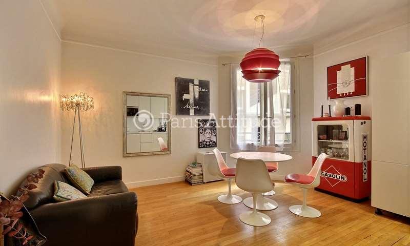 Location Appartement 1 Chambre 41m² avenue de Breteuil, 7 Paris