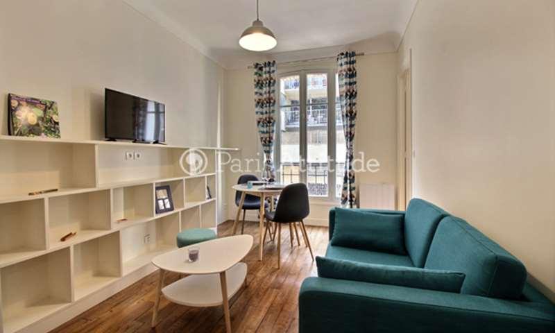 Rent Apartment 1 Bedroom 37m² rue Morand, 75011 Paris
