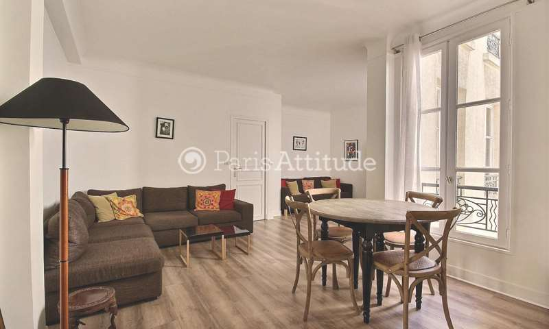 Rent Apartment 1 Bedroom 72m² rue Fondary, 75015 Paris
