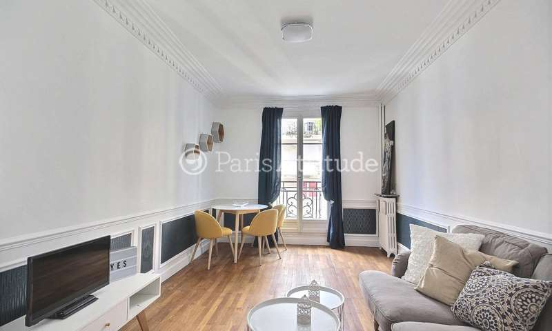 Rent Apartment 1 Bedroom 47m² rue Charles Fourier, 75013 Paris