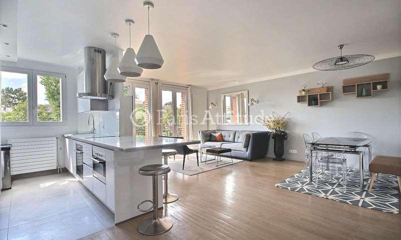Rent Duplex 4 Bedrooms 126m² rue du Bois de Boulogne, 92200 Neuilly sur Seine