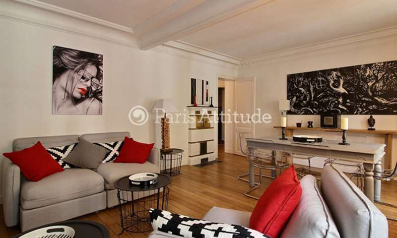Rent Apartment 1 Bedroom 60m² avenue de La Bourdonnais, 75007 Paris