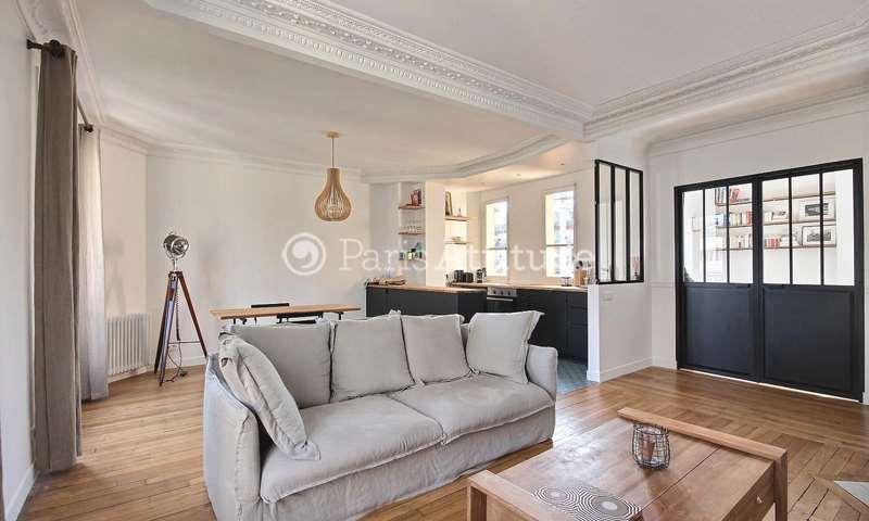 Location Appartement 1 Chambre 63m² rue du Ruisseau, 75018 Paris
