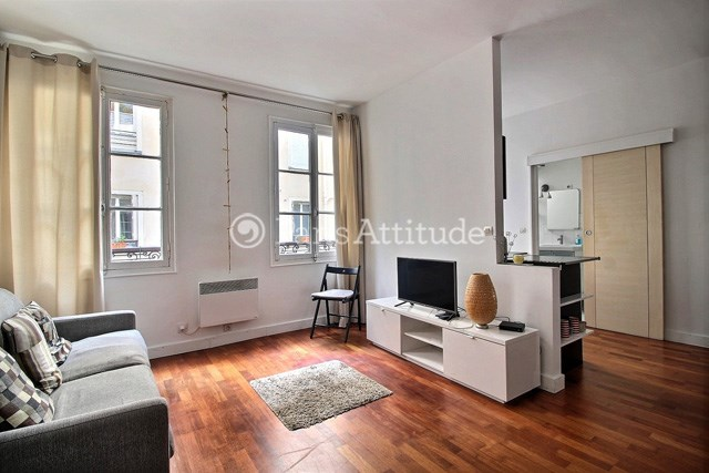 Location Appartement Studio 26m² rue Keller, 75011 Paris