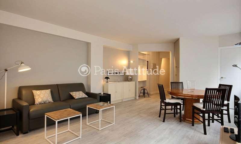 Rent Apartment 1 Bedroom 55m² rue de la Verrerie, 75004 Paris