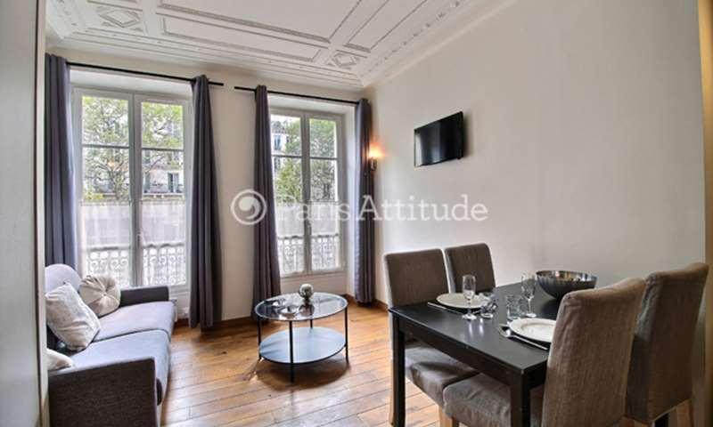 Rent Apartment 1 Bedroom 28m² boulevard du Montparnasse, 75006 Paris
