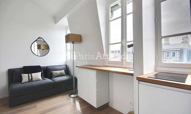 Rent Apartment Studio 21m² rue de la Convention, 15 Paris