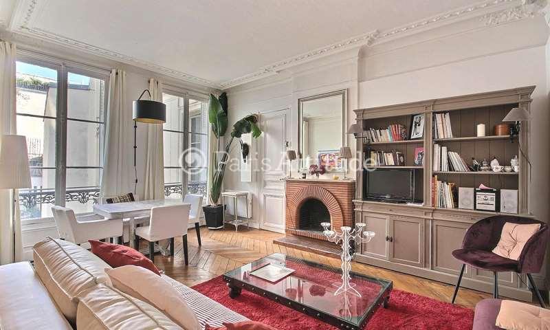 Rent Apartment 1 Bedroom 47m² boulevard de Sebastopol, 3 Paris