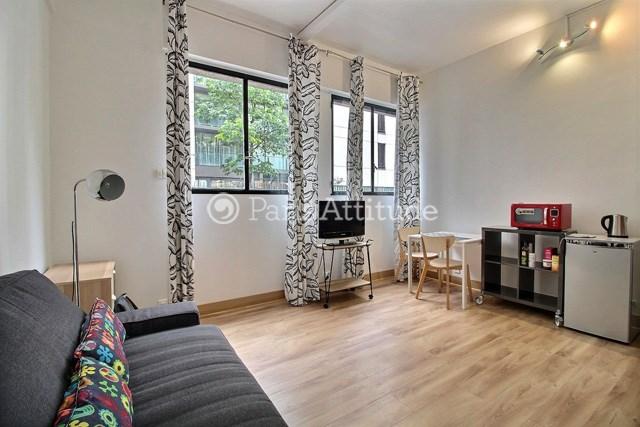 Location Appartement Studio 20m² rue de Javel, 75015 Paris