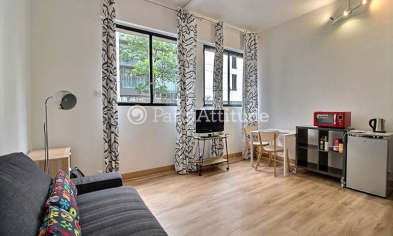 Rent Apartment Studio 20m² rue de Javel, 75015 Paris