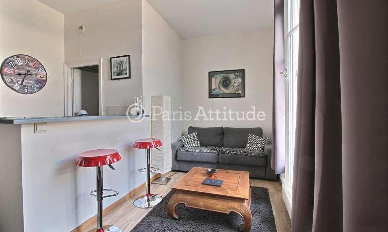 Aluguel Apartamento Studio 25m² rue de Rome, 75008 Paris