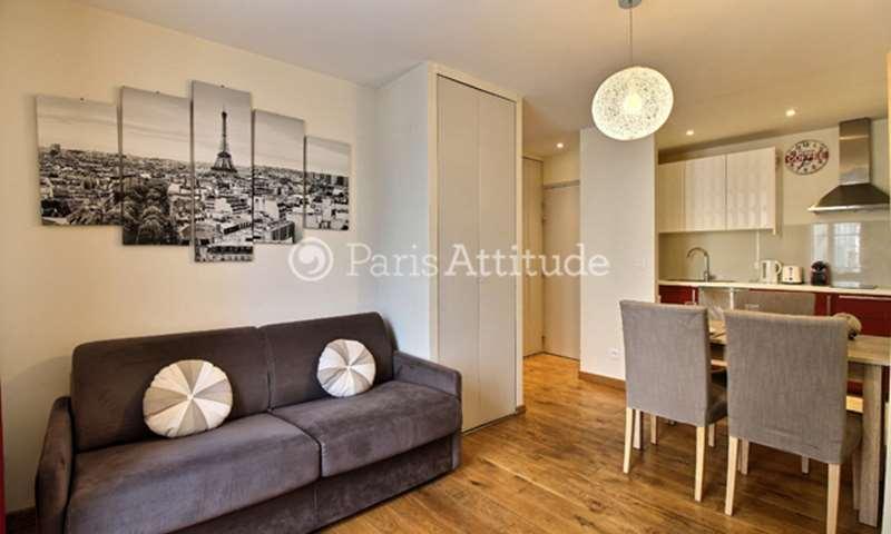 Location Appartement 1 Chambre 28m² boulevard du Montparnasse, 75006 Paris