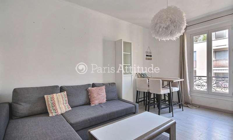 Location Appartement 1 Chambre 40m² rue de la Federation, 15 Paris