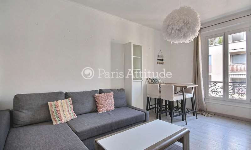Rent Apartment 1 Bedroom 40m² rue de la Federation, 75015 Paris