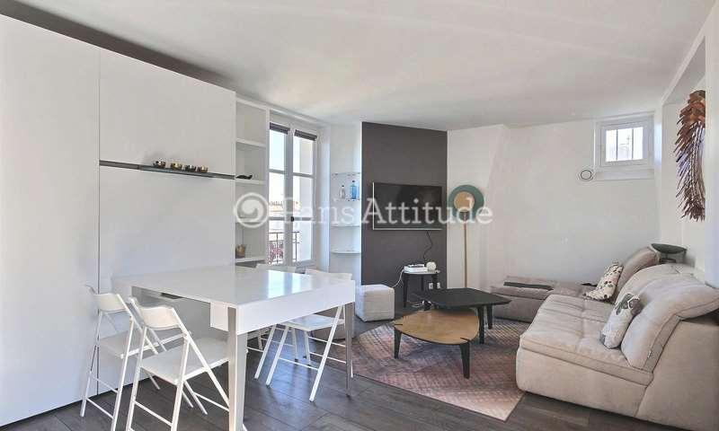 Rent Apartment 1 Bedroom 42m² rue Charlemagne, 4 Paris
