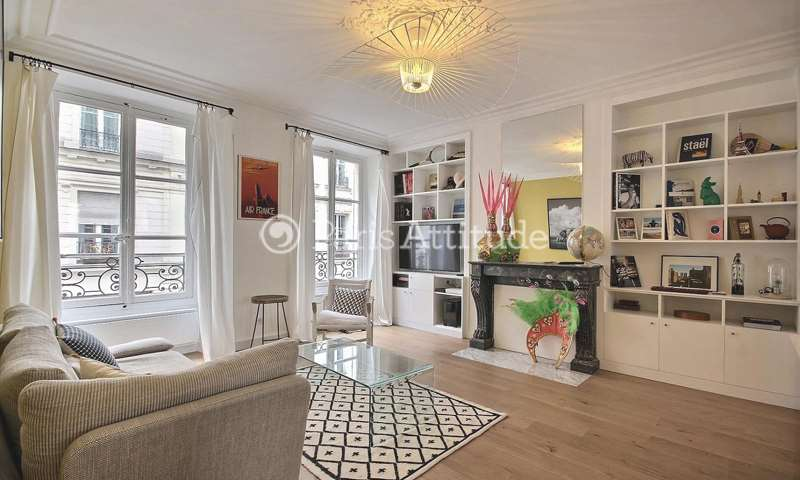 Rent Apartment 1 Bedroom 56m² rue Martel, 10 Paris
