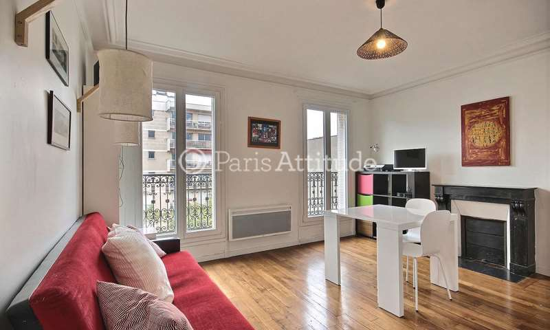 Rent Apartment 1 Bedroom 39m² rue du Faubourg Saint Martin, 75010 Paris