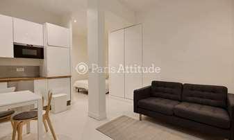 Rent Apartment Alcove Studio 24m² rue Saint Joseph, 2 Paris