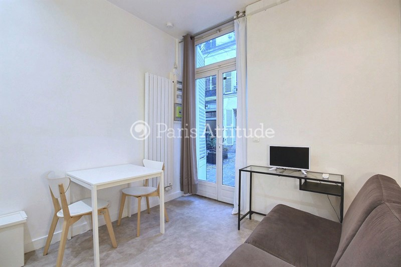 Location Appartement Studio 18m² rue Saint Joseph, 75002 Paris