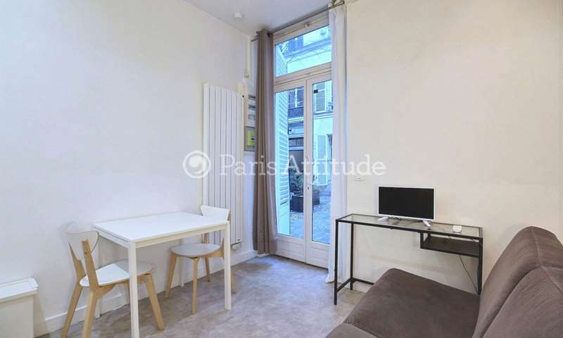Rent Apartment Studio 18m² rue Saint Joseph, 2 Paris