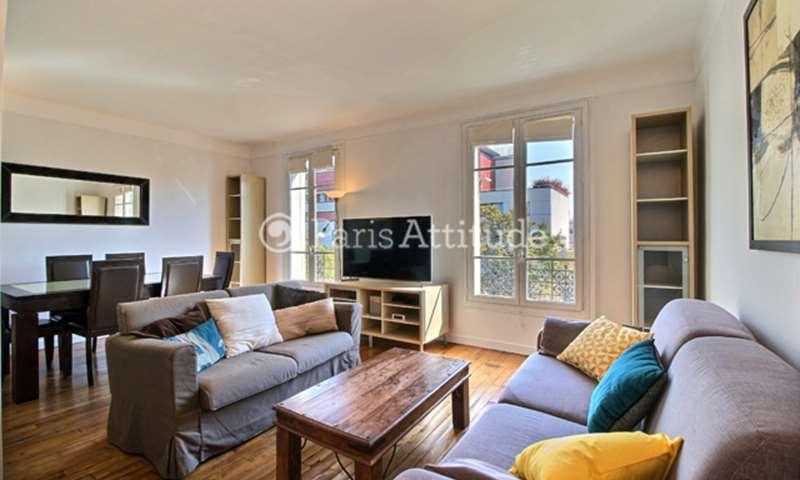 Location Appartement 2 Chambres 66m² avenue edouard Vaillant, 92100 Boulogne Billancourt