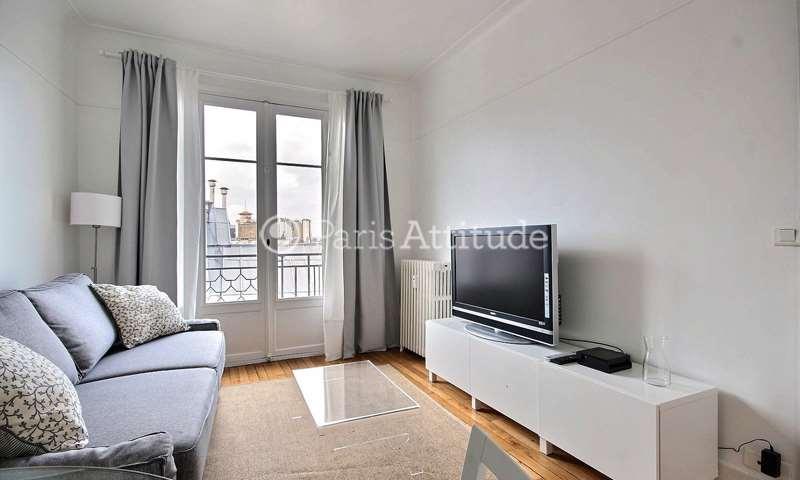 Rent Apartment 1 Bedroom 40m² rue des Fosses Saint Jacques, 5 Paris