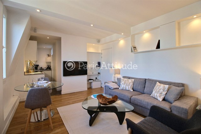Rent Apartment 1 Bedroom 39m² rue du Cirque, 75008 Paris