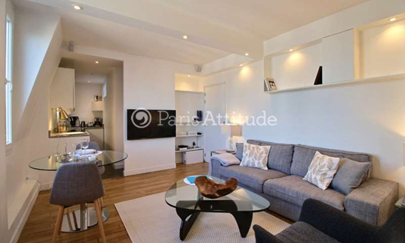 Location Appartement 1 Chambre 39m² rue du Cirque, 75008 Paris