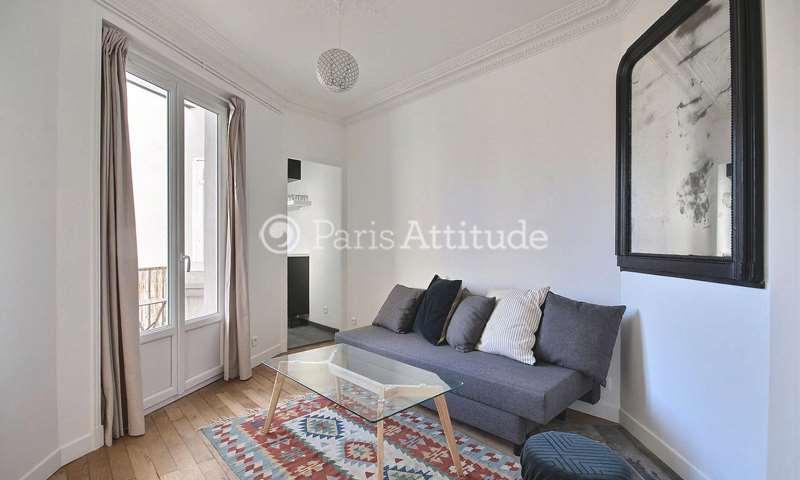 Rent Apartment 1 Bedroom 30m² passage des Arts, 14 Paris
