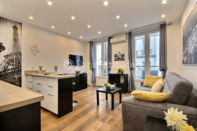 Superior Latest Short Term Rentals In Paris. 1 Bedroom Apartment
