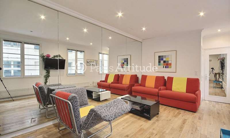 Rent Loft 1 Bedroom 40m² rue du Roule, 75001 Paris