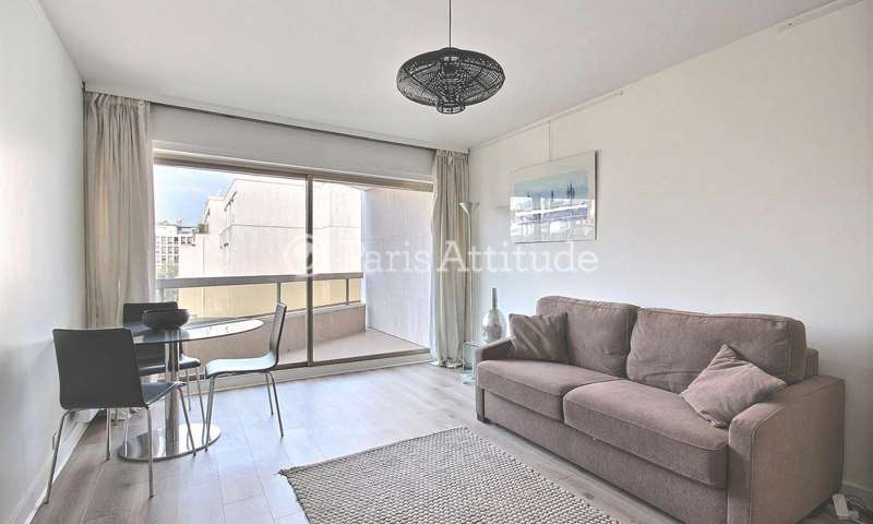 Rent Apartment Studio 32m² avenue des Ternes, 17 Paris