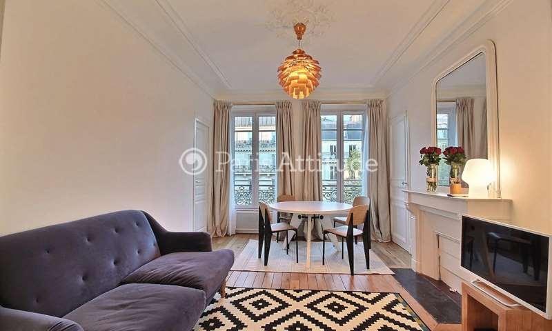 Rent Apartment 2 Bedrooms 53m² avenue de Villiers, 17 Paris