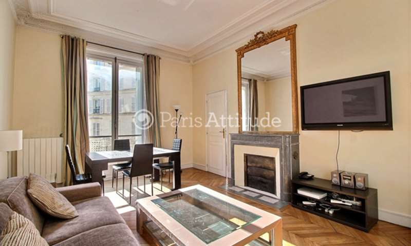 Rent Apartment 1 Bedroom 45m² rue de Ponthieu, 8 Paris