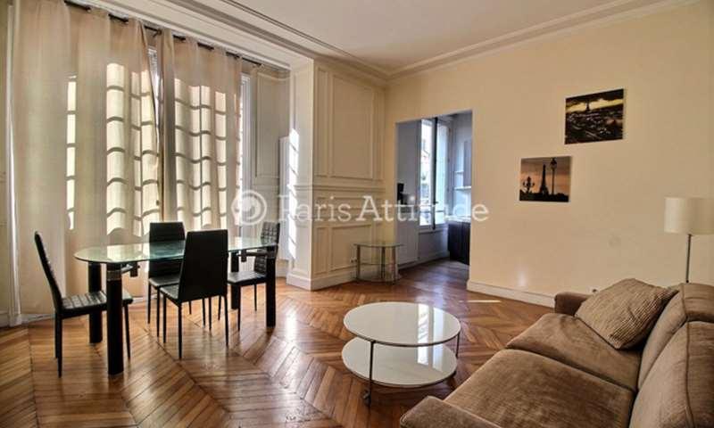 Aluguel Apartamento 1 quarto 45m² rue de Ponthieu, 75008 Paris