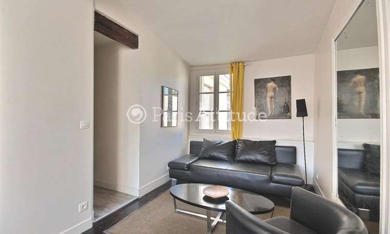 Rent Apartment 1 Bedroom 40m² rue de Lille, 75007 Paris