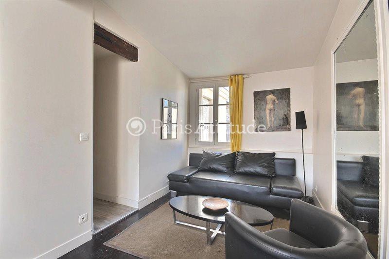 Rent furnished Apartment 1 Bedroom 40m² rue de Lille, 75007 Paris