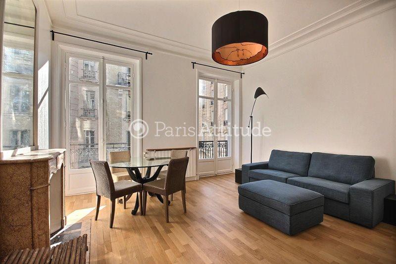 Aluguel Apartamento mobiliado 2 quartos 68m² rue Erlanger, 75016 Paris