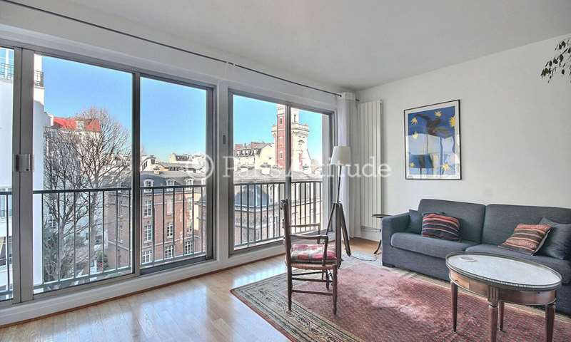 Rent Apartment 1 Bedroom 54m² rue de la Glaciere, 13 Paris
