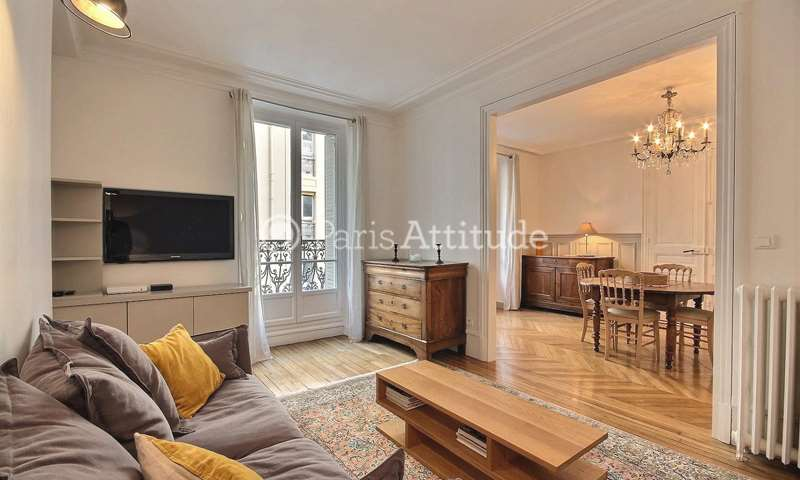 Location Appartement 3 Chambres 97m² rue de l Arbalete, 5 Paris