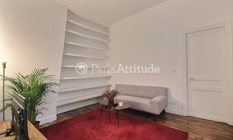 Rent Apartment 1 Bedroom 32m² rue Leopold Bellan, 2 Paris