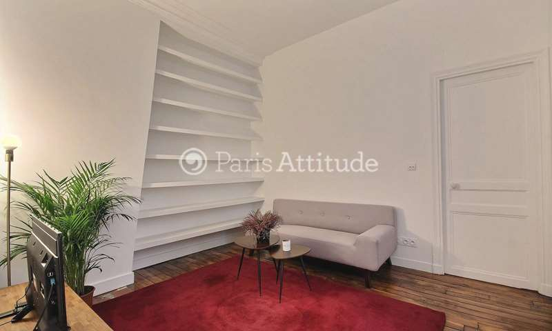 Rent Apartment 1 Bedroom 32m² rue Leopold Bellan, 75002 Paris